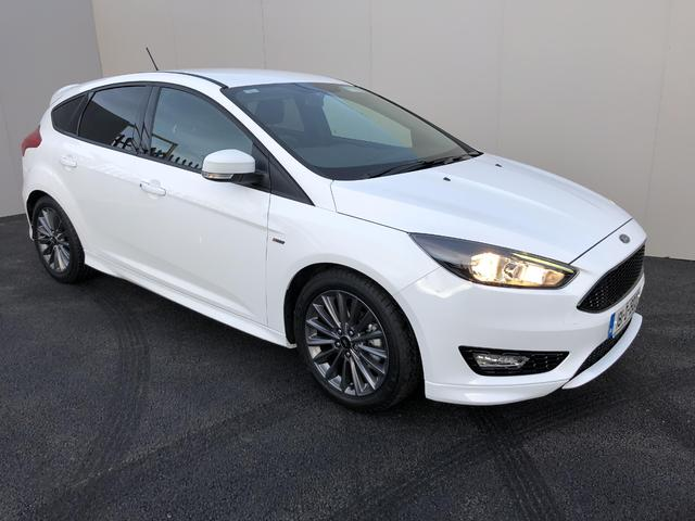 2018 181 ford focus st line 1 0l petrol ecoboost 6 speed price 21 950 1 0 petrol for sale. Black Bedroom Furniture Sets. Home Design Ideas