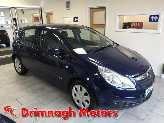 2008 Opel Corsa 1 2 16V CLUB new timing chain , service and