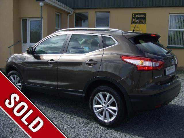 2017 Nissan Qashqai 1 5 DCI SV+ Nissan Connect Pack