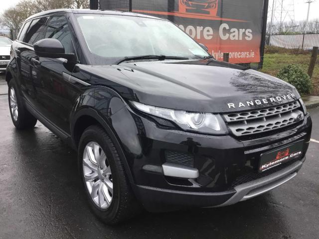 2015 Land Rover Range Rover Evoque 2.2 Diesel