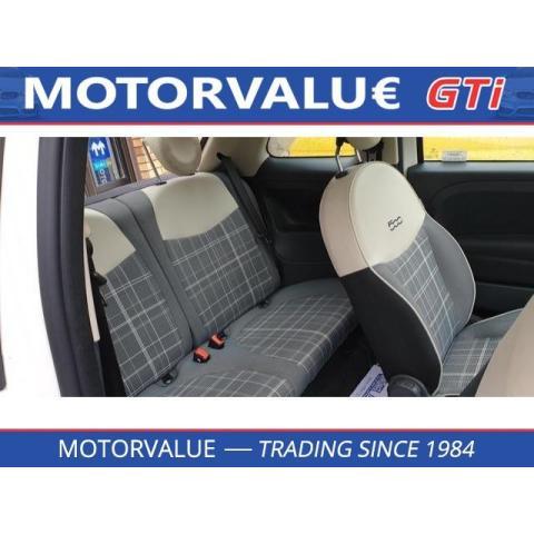 2017 Fiat 500 - Image 11