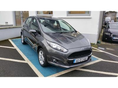 Photos of 2016 Ford FIESTA 1.2L Manual
