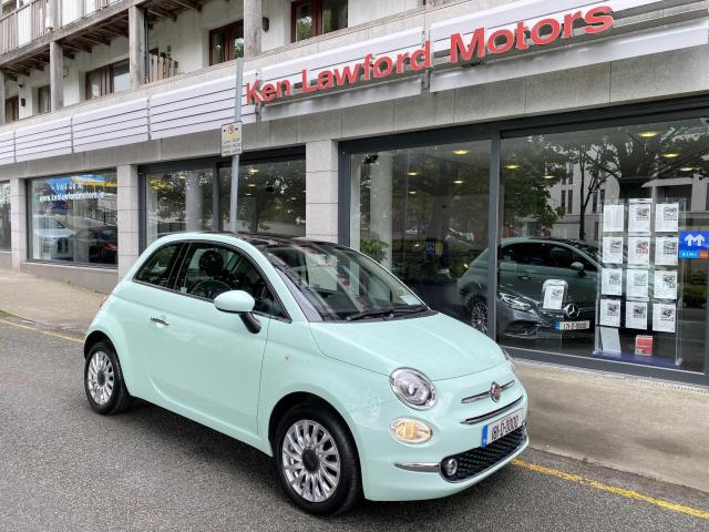 2018 Fiat 500 SOLD-1.2i Lounge S/S