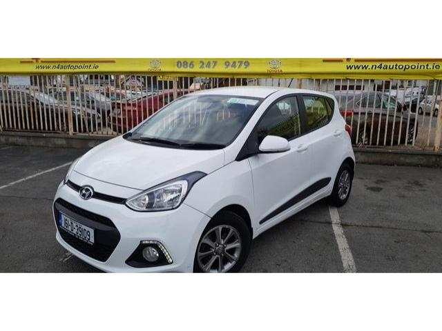 2016 (161) Hyundai i10 Deluxe 4DR Auto*ONE OWNER**ONE YEAR WARRANTY ...