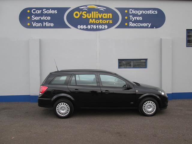 2009 vauxhall astra 1 7 cdti ecoflex life 110ps a c 5dr price