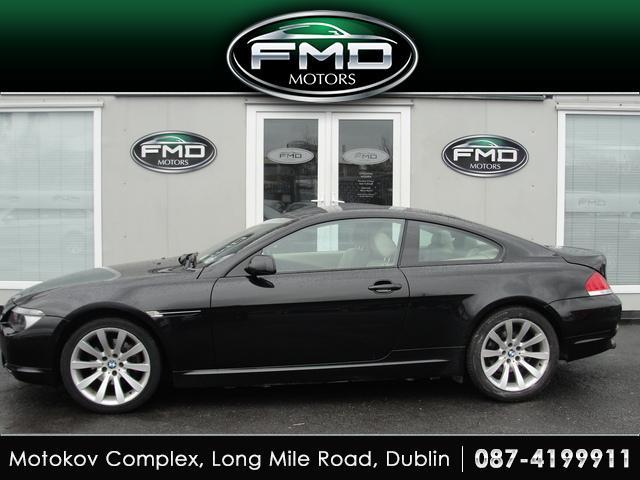 2007 Bmw 630 630i Coupe Sport Nct Passed Till Nov 2019 Www