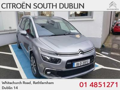 Photos of 2019 Citroen GRAND C4 PICASSO 1.6L Manual