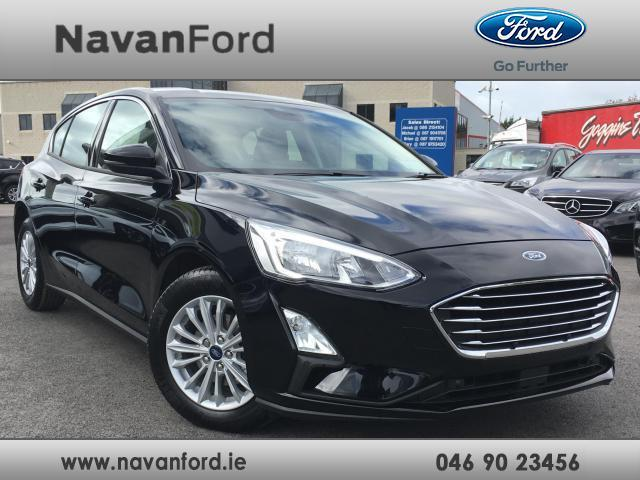 2019 191 Ford Focus All New Focus Titanium 1 5 Tdci 120 Ps