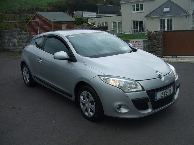 2012 renault megane coupe iii 90 2011 2dr, price: €6,750 1.5