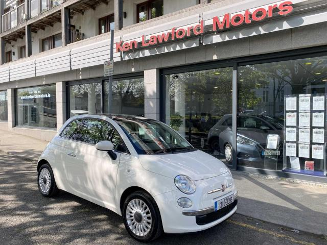 2013 Fiat 500 SOLD-SIMILAR STOCK REQUIRED-1.2i Lounge S/S