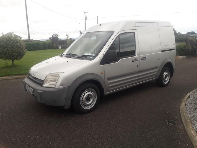 2006 Ford Transit Connect Connect T220 Lwb Price 1 700 1 8