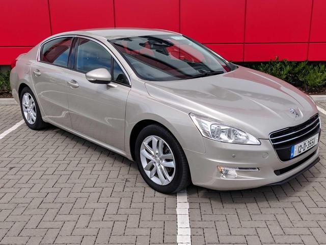 2012 Peugeot 508 1.6 Diesel