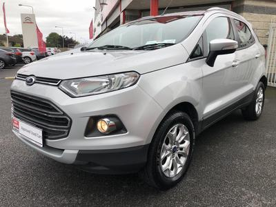 Photos of 2015 Ford ECOSPORT 1.5L Manual