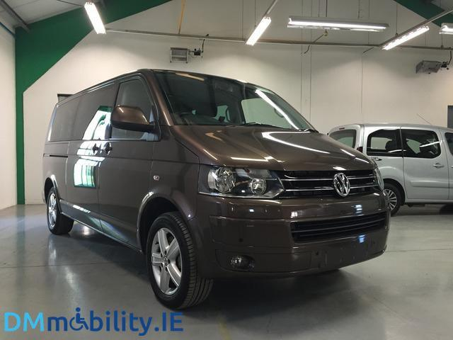 2013 Volkswagen Caravelle Wheelchair Accessible Car Price Poa 2 0