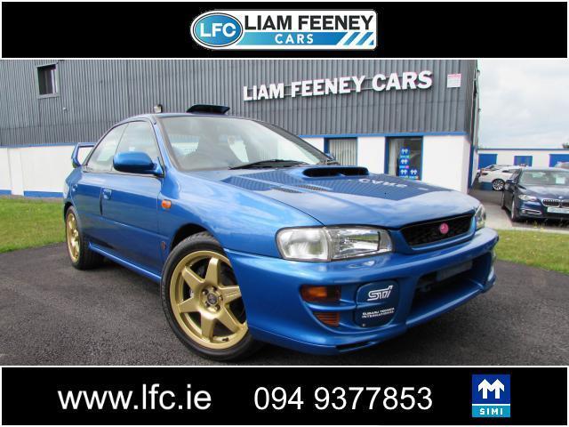 1999 Subaru Impreza STI TYPE RA V6 WRC EDITION Price EUR12950 20