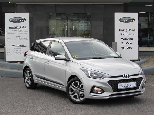 2019 191 Hyundai I20 Deluxe Plus 12 Petrol Unlimited Mileage