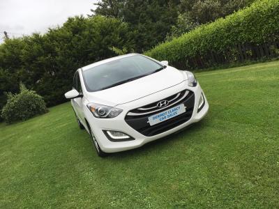 Image 5 for Hyundai i30 1.6 CRDi 110PS Blue Drive Active (68K Miles)
