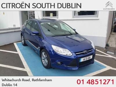 Photos of 2014 Ford FOCUS 1.6L Manual
