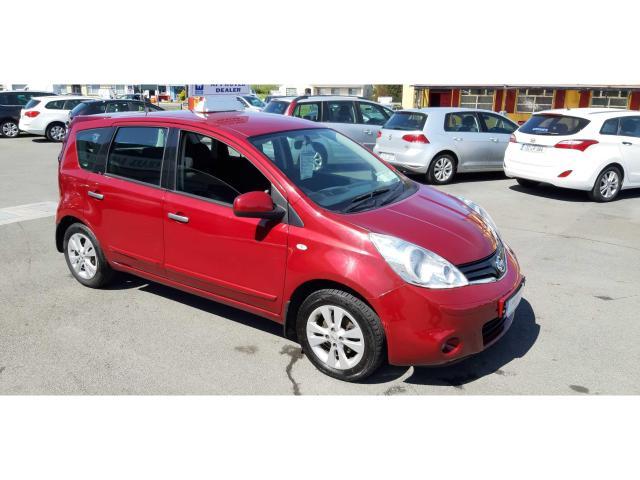 2012 Nissan Note 1.4 ELITE