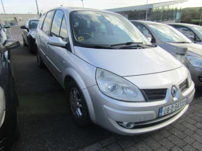 Photos of 2008 Renault GRAND SCENIC 1.6L Manual