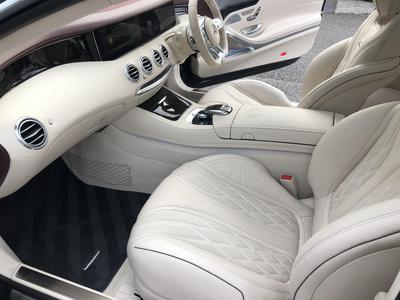 Image 13 for Mercedes-Benz S Class S 63 AMG COUPE  612 BHP AUTO==HUGE SPEC==COST €285K NEW==