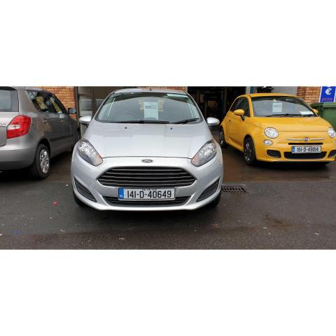 2014 Ford Fiesta 1.25 STYLE 82PS