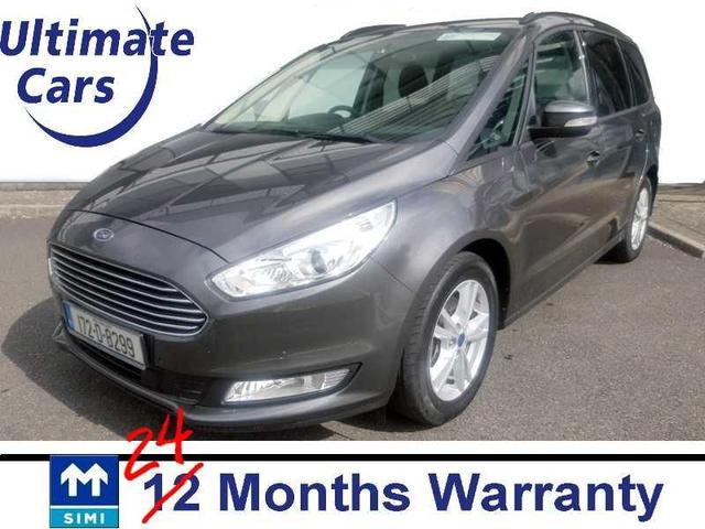 2017 172 Ford Galaxy 2 0 Zetec Up To 24 Months Warranty Finance