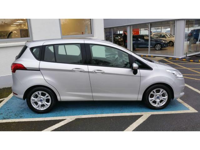 Photos of Ford B-Max