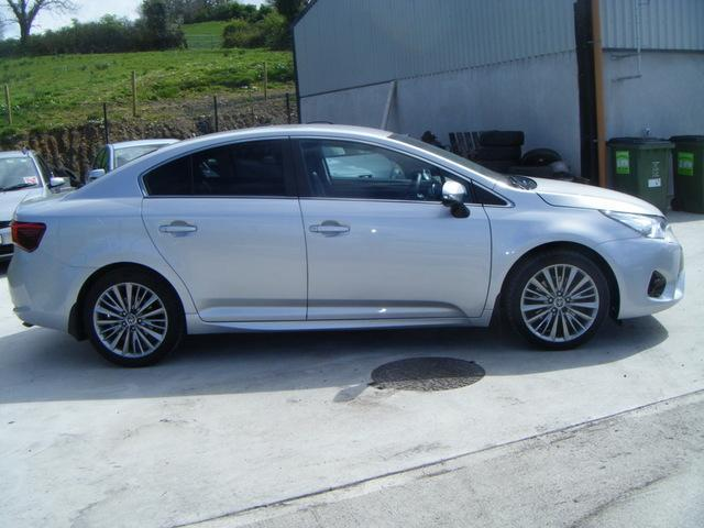 2016 Toyota Avensis 20 D 4d Excel Price 20450 20 Diesel For