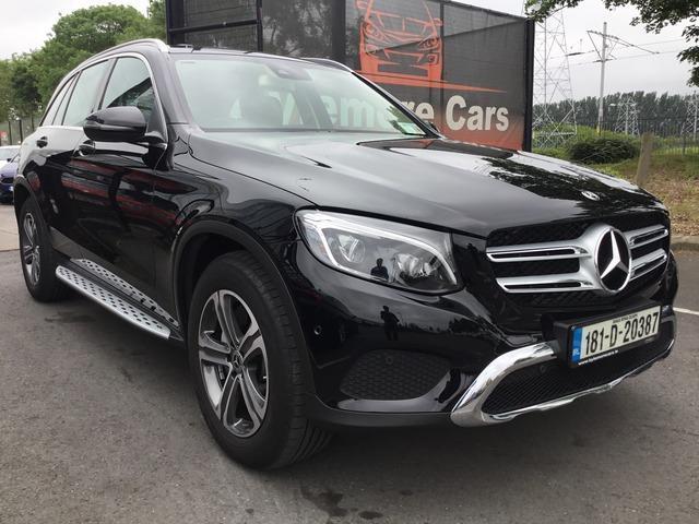 2018 Mercedes-Benz GLC Class 2.1 Diesel