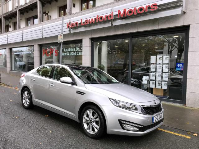 2012 Kia Optima Platinum 1.7d 4DR