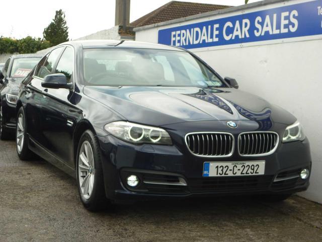 2013 BMW 5 Series 2.0 Diesel