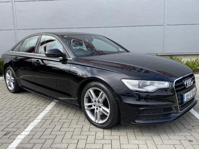 2013 Audi A6 2.0 TDI S-LINE 174BHP Auto