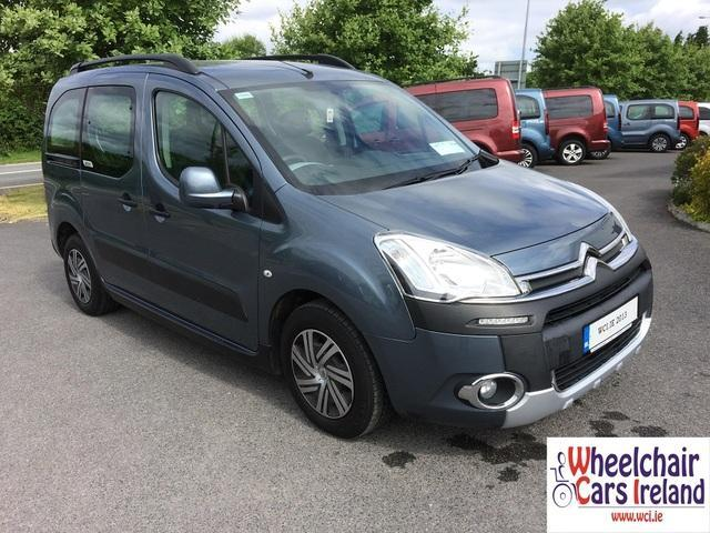 2013 CITROEN BERLINGO MULTISPACE Wheelchair Accessible