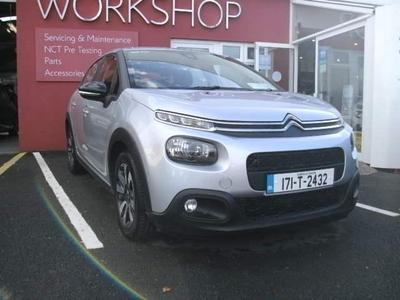 Photos of 2017 Citroen C3 1.6L Manual