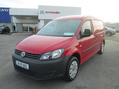 Photos of 2014 Volkswagen CADDY 1.6L Manual