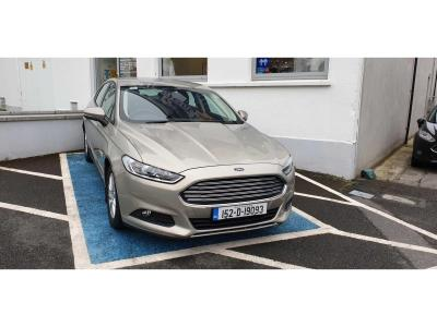 Photos of 2015 Ford MONDEO 1.6L Manual