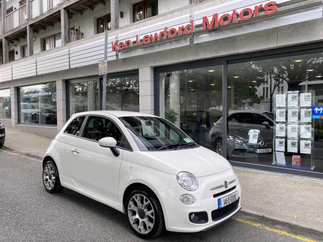 2014 Fiat 500 SOLD-1.2 S