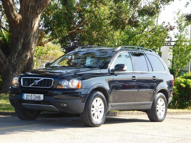 2007 Volvo Xc90 D5 Model Automatic 7 Leather Seats