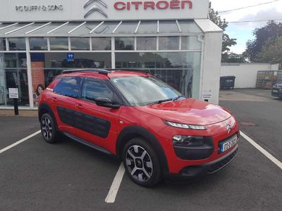 Photos of 2017 Citroen C4 CACTUS 1.6L Manual