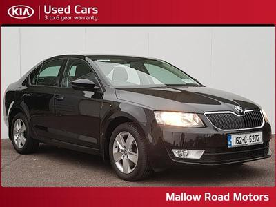 Photos of 2016 Skoda OCTAVIA 1.6L Manual