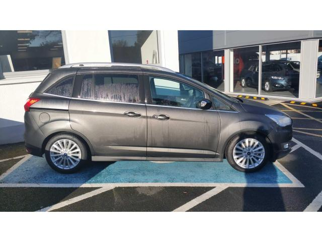 Photos of Ford Grand C-Max