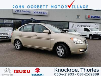 Photos of 2008 Hyundai ACCENT 1.4L Automatic