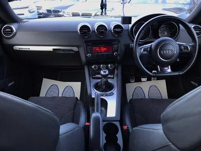 Image 16 for Audi TT 2.0 TDI QUATTRO BLACK EDITION S LINE SERVICE HISTORY NEW NCT