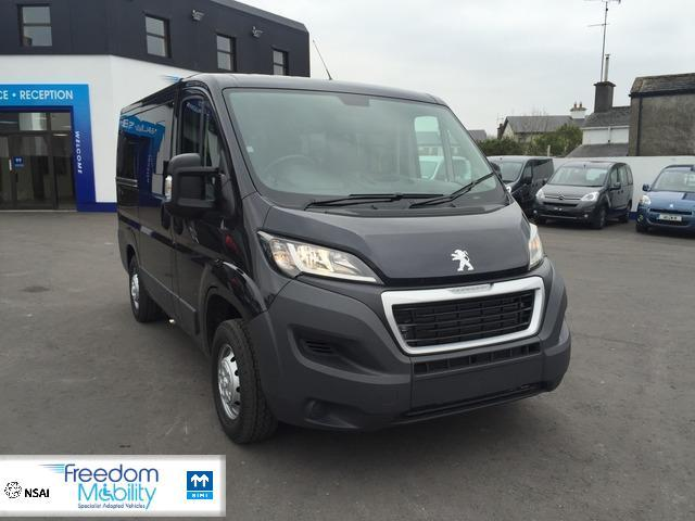 2018 peugeot boxer spirit wheelchair accessible price poa 2 2 diesel for sale in mayo on. Black Bedroom Furniture Sets. Home Design Ideas