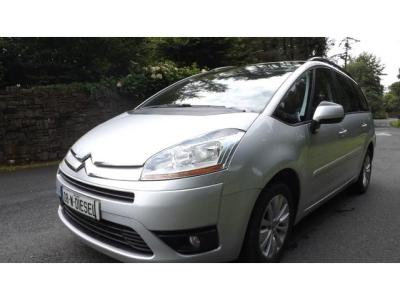 Image 16 for Citroen Grand C4 Picasso 1.6 HDI VTR+ 110HP 7 Seats