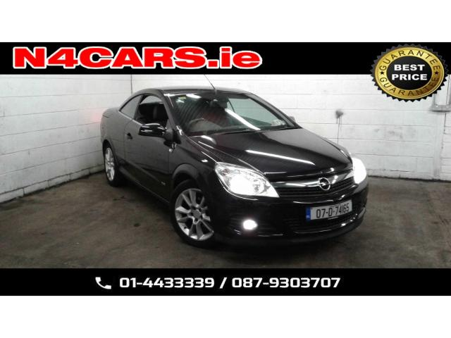 2020 Opel Astra Sedan, Release Date, Price, And Design >> 2007 Opel Astra Low Miles Cabriolet Twintop Top Spec