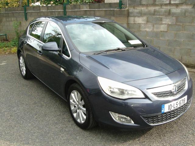 2010 Vauxhall Astra 2.0 Diesel