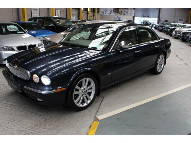 2008 Jaguar XJ 4 2 V8 XJ8 SOVEREIGN STUNNING CAR TAXED 01