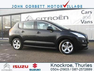 Photos of 2011 Peugeot 3008 1.6L Manual